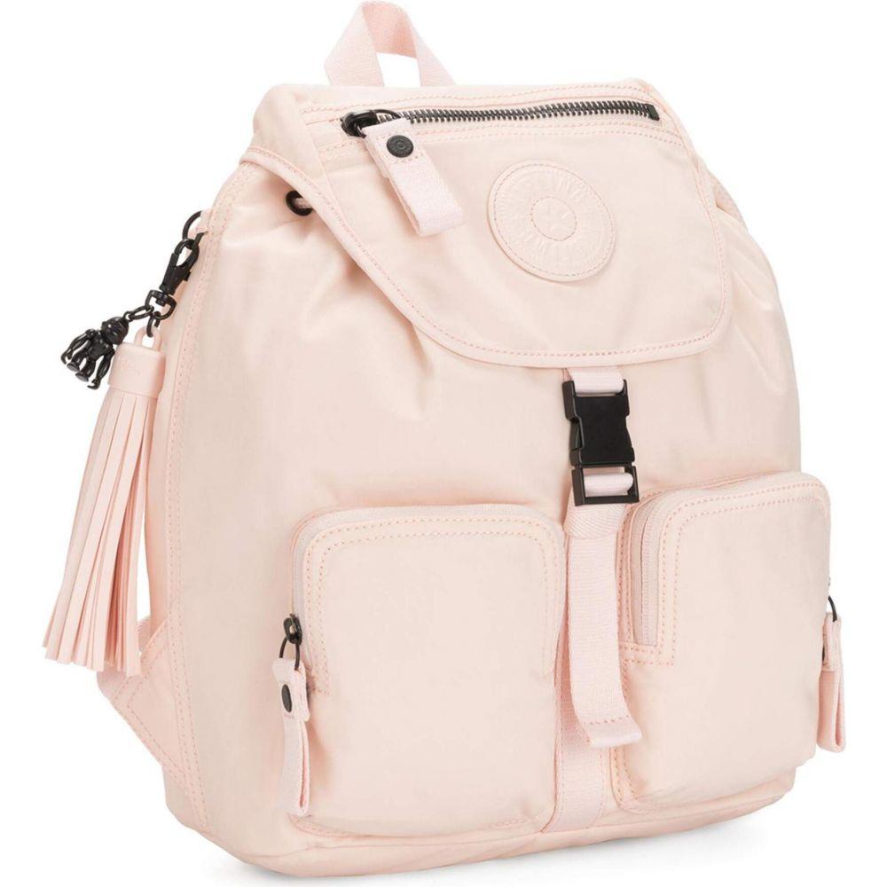 キプリング Kipling レディース バックパック・リュック バッグ【Inan Backpack】Feather Pink