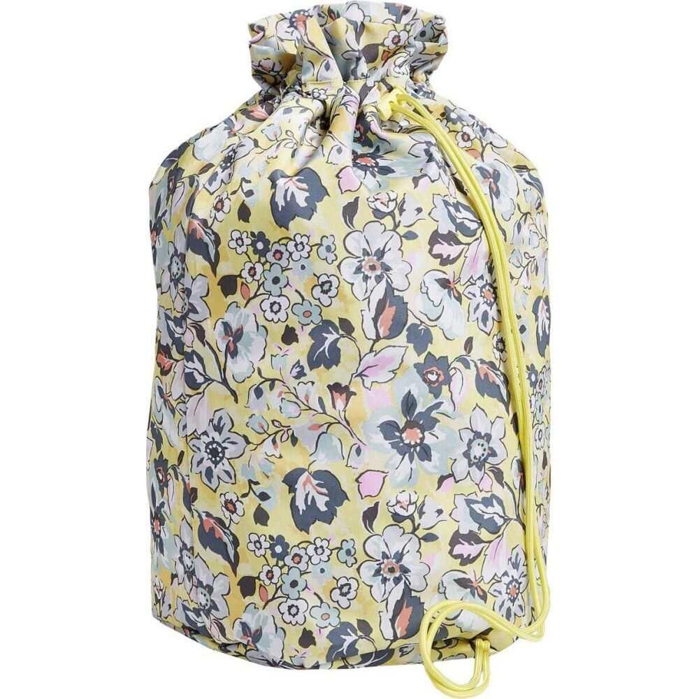 ヴェラ ブラッドリー Vera Bradley レディース 雑貨 【Cinch Laundry Bag】Sunny Garden