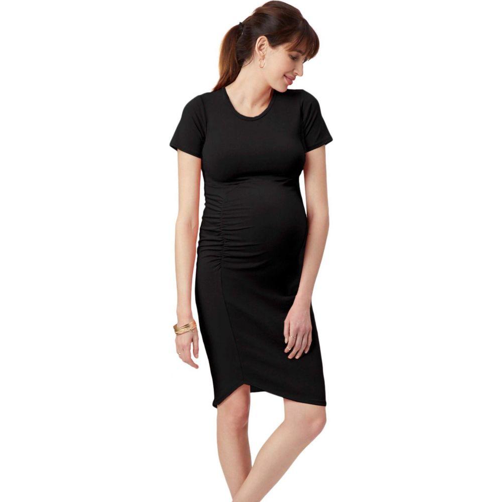 ストゥアウェイ コレクション Stowaway Collection Maternity レディース ワンピース マタニティウェア ワンピース・ドレス【Uptown Maternity Dress】Black