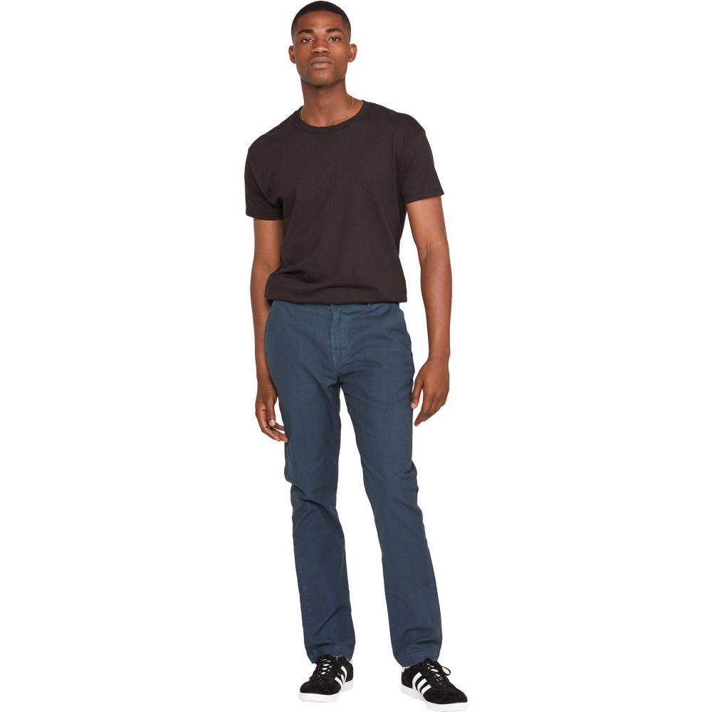 ハドソンジーンズ Hudson Jeans メンズ チノパン ボトムス・パンツ【Classic Slim Straight Chino】Midnight Navy