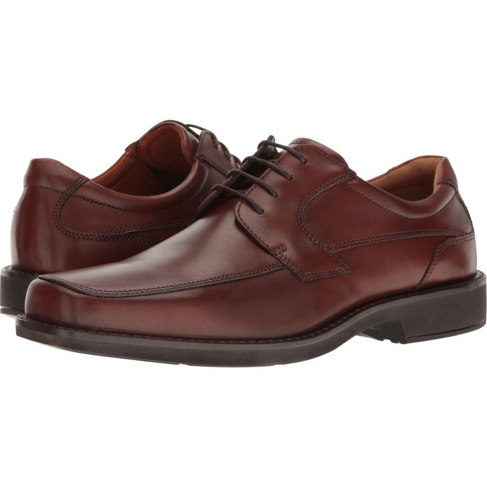 エコー ECCO メンズ 革靴・ビジネスシューズ シューズ・靴【Seattle Tie】Cognac Cow Leather