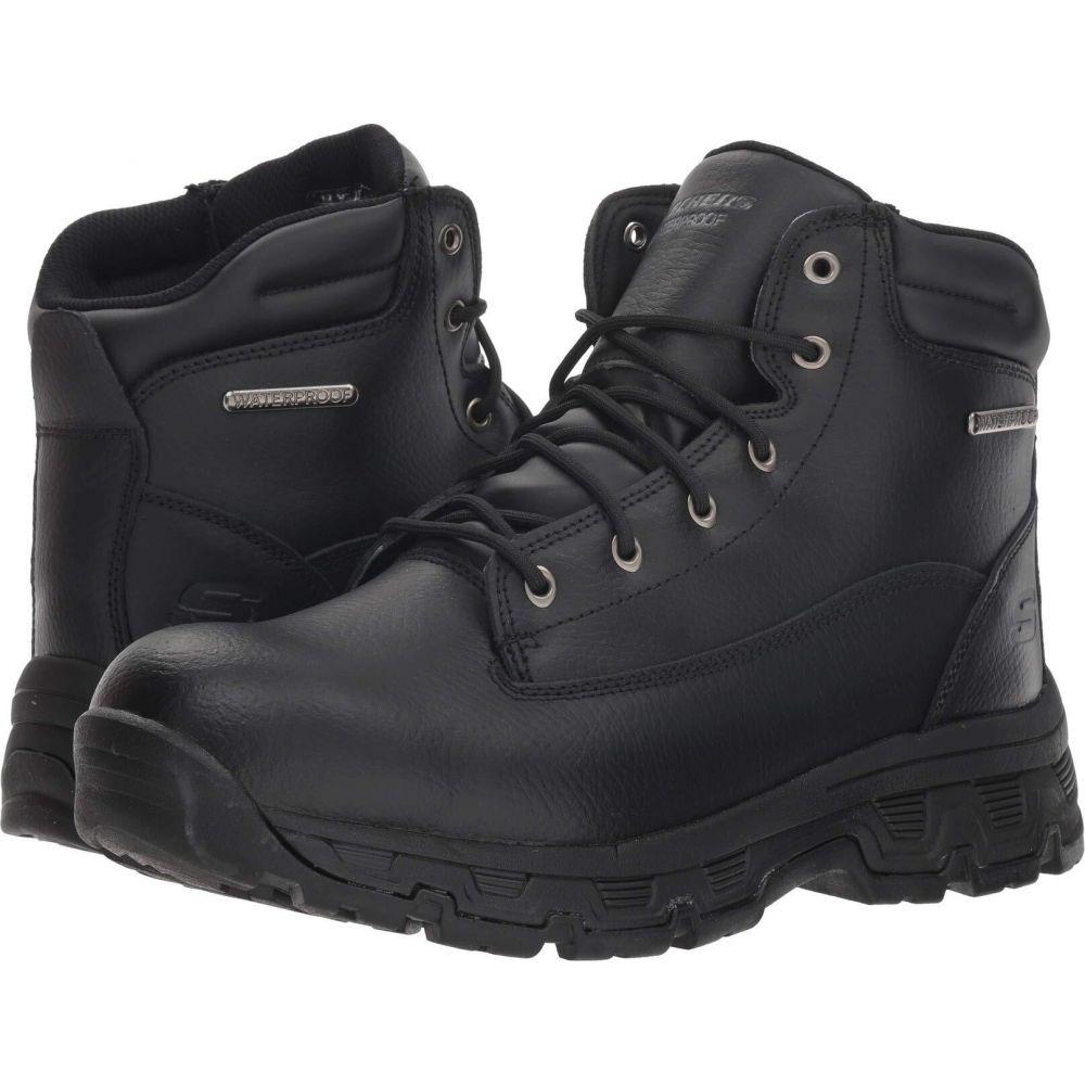 スケッチャーズ SKECHERS メンズ ハイキング・登山 シューズ・靴【Relaxed Fit Morson Sinatro】Black