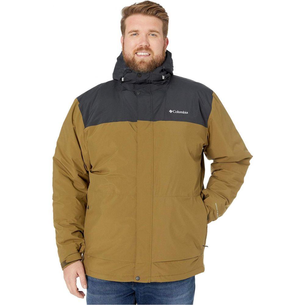 <title>コロンビア メンズ アウター 祝日 ダウン 中綿ジャケット Olive Brown Black サイズ交換無料 Columbia 大きいサイズ Big Tall Horizon Explorer Insulated Jacket</title>