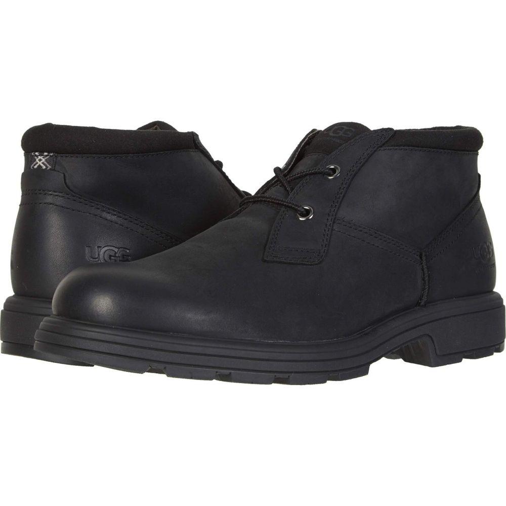 アグ UGG メンズ ブーツ チャッカブーツ シューズ・靴【Biltmore Chukka】Black