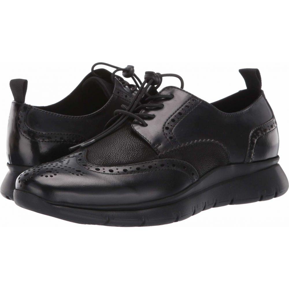 ケネス コール Kenneth Cole New York メンズ 革靴・ビジネスシューズ レースアップ シューズ・靴【Trent Lace-Up】Black