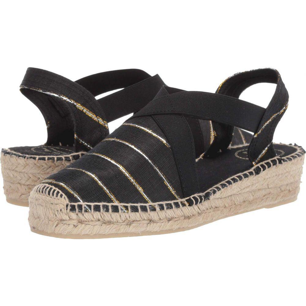 トニーポンズ Toni Pons レディース ヒール シューズ・靴【Vera-St】Black