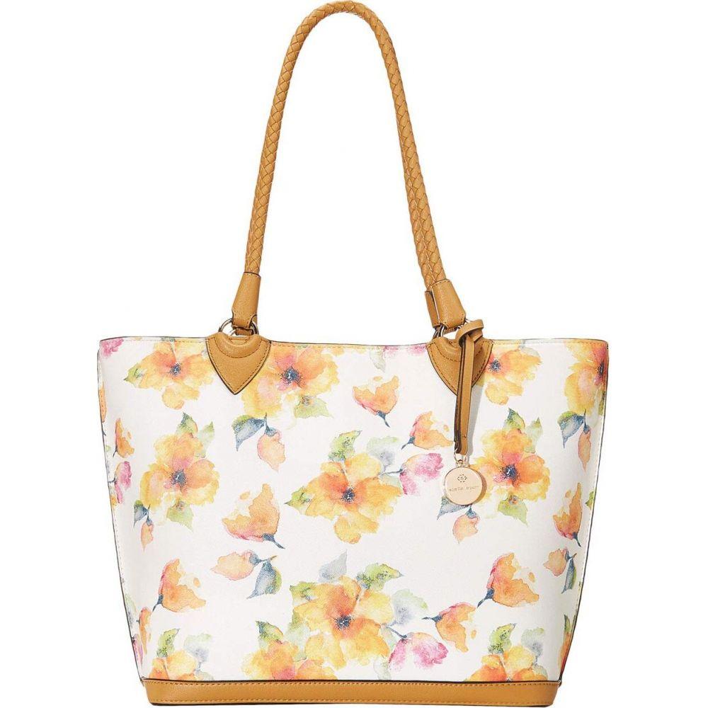 ナネット レポー Nanette Lepore レディース トートバッグ バッグ【Bennie Shopper】Yellow Floral