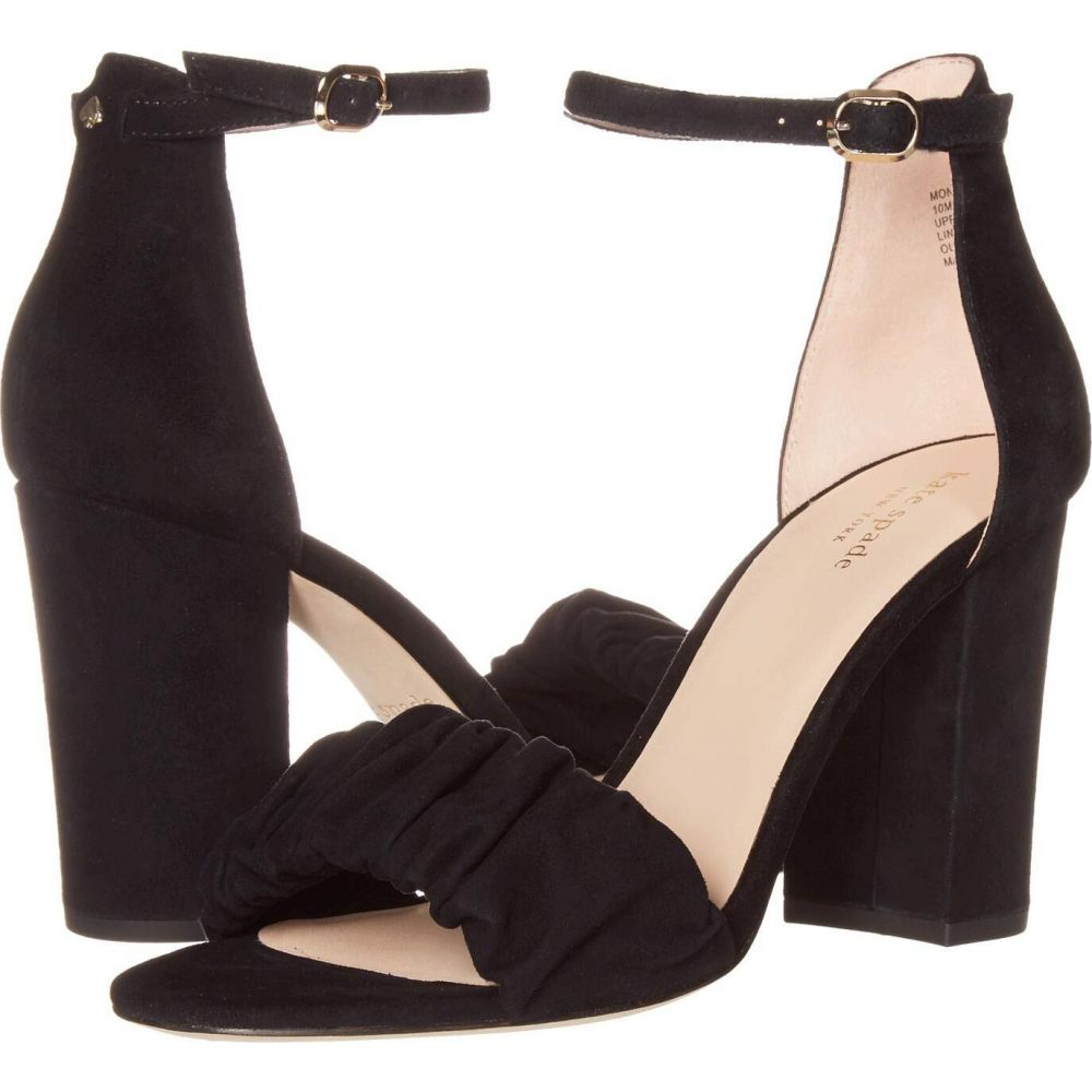 ケイト スペード Kate Spade New York レディース サンダル・ミュール シューズ・靴【Mona】Black
