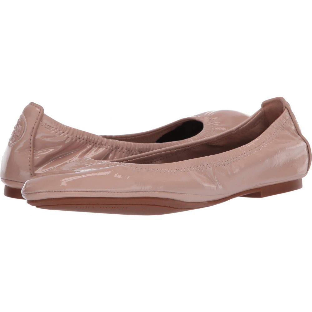 トリー バーチ Tory Burch レディース スリッポン・フラット シューズ・靴【Eddie Ballet】Goan Sand