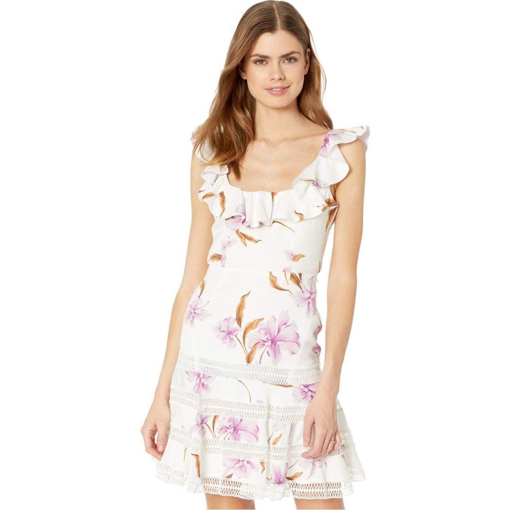 バルドー Bardot レディース ワンピース ワンピース・ドレス【Leslie Floral Dress】Floral