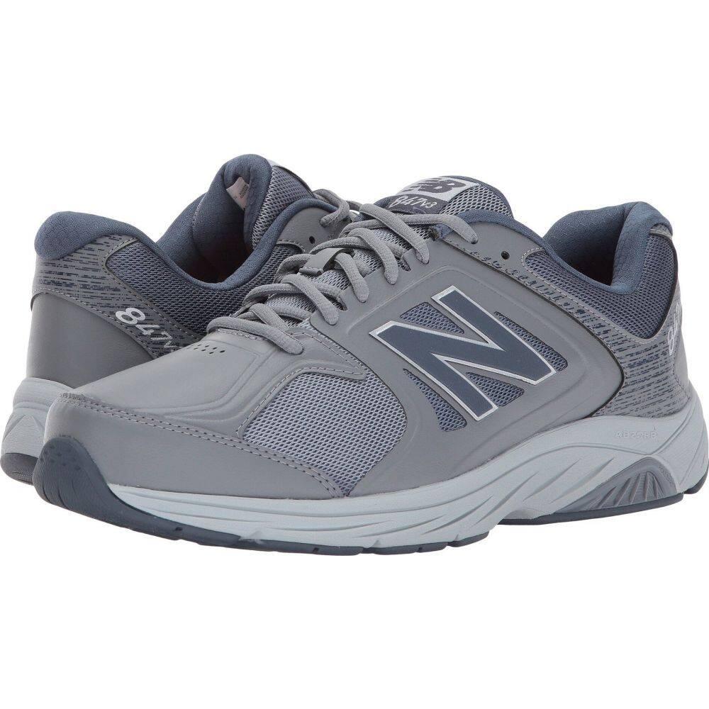ニューバランス New Balance メンズ スニーカー シューズ・靴【MW847v3】Grey/Grey