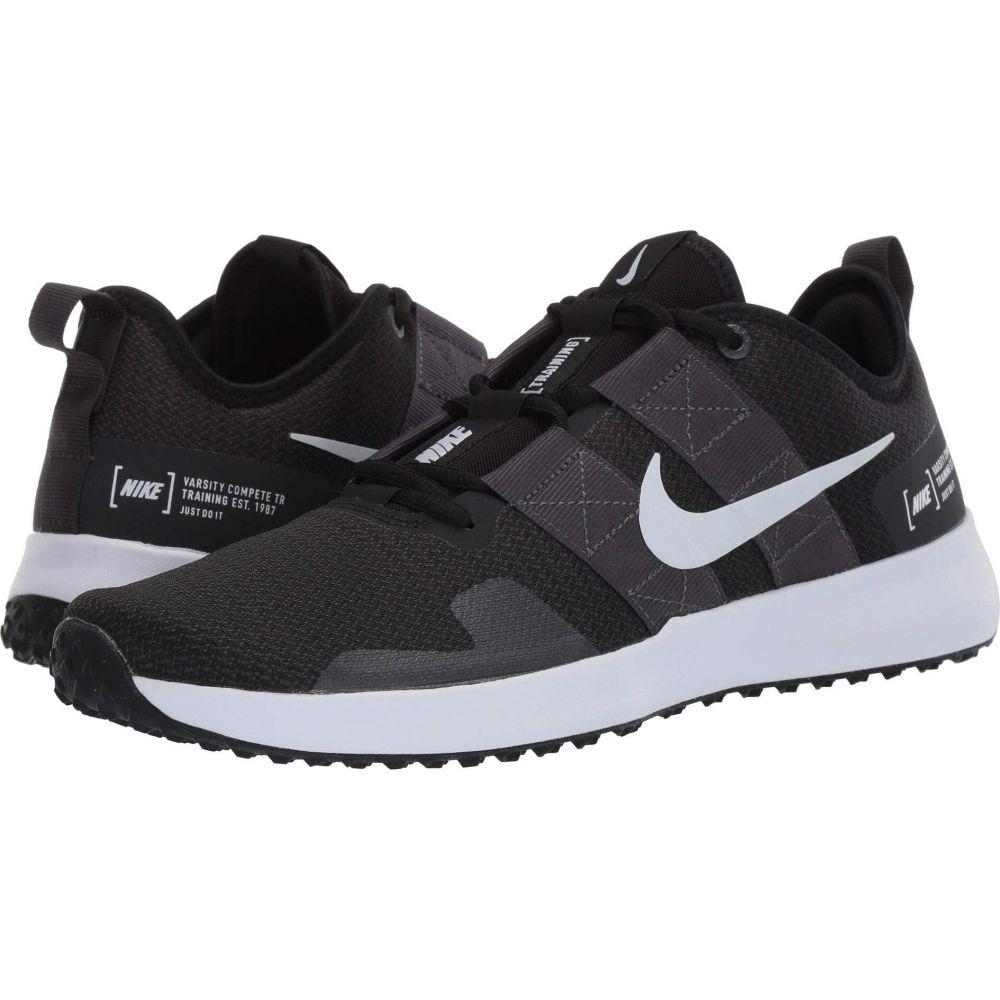 ナイキ Nike メンズ スニーカー シューズ・靴【Varsity Compete TR 2】Black/White/Anthracite