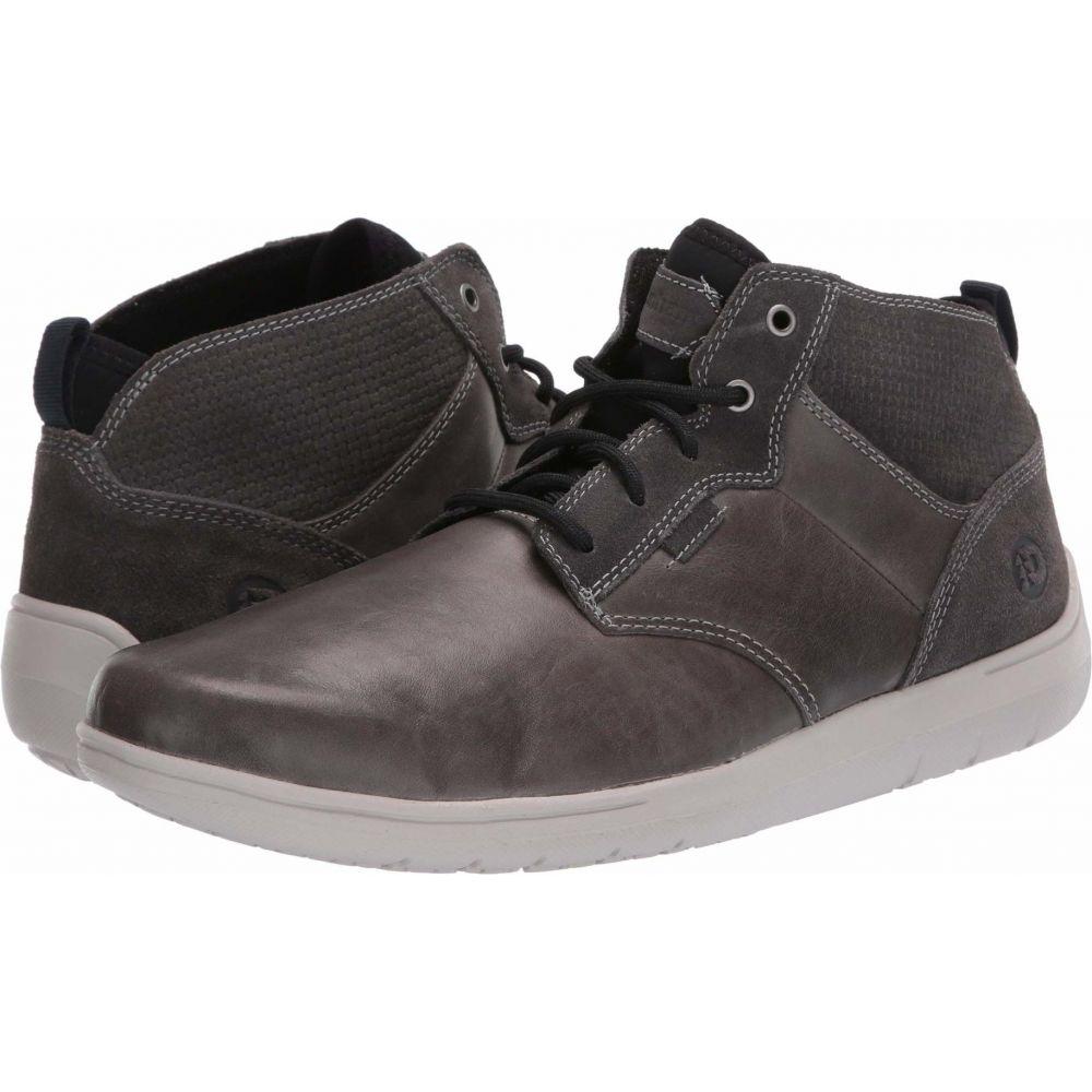 ダナム Dunham メンズ スニーカー チャッカブーツ シューズ・靴【Fitsmart Chukka】Grey
