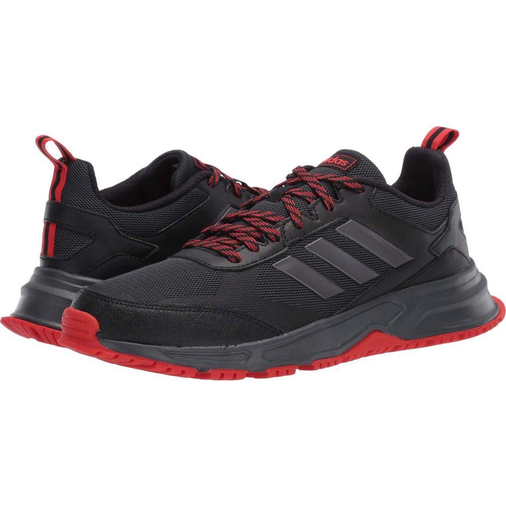 アディダス adidas Running メンズ ランニング・ウォーキング シューズ・靴【Rockadia Trail 3.0】Core Black/Night Metallic/Active Red