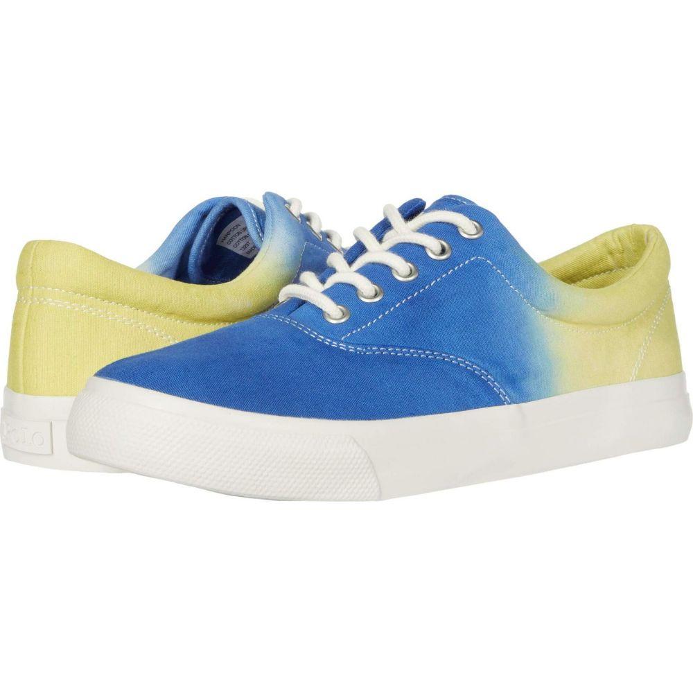 ラルフ ローレン Polo Ralph Lauren メンズ スニーカー シューズ・靴【Harpoon】Heritage Royal/Flourescnt