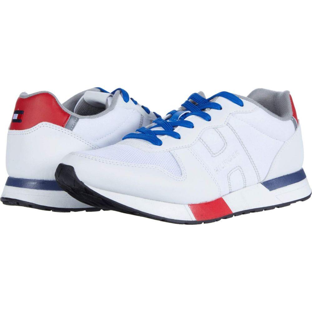 トミー ヒルフィガー Tommy Hilfiger メンズ スニーカー シューズ・靴【Abrams】White