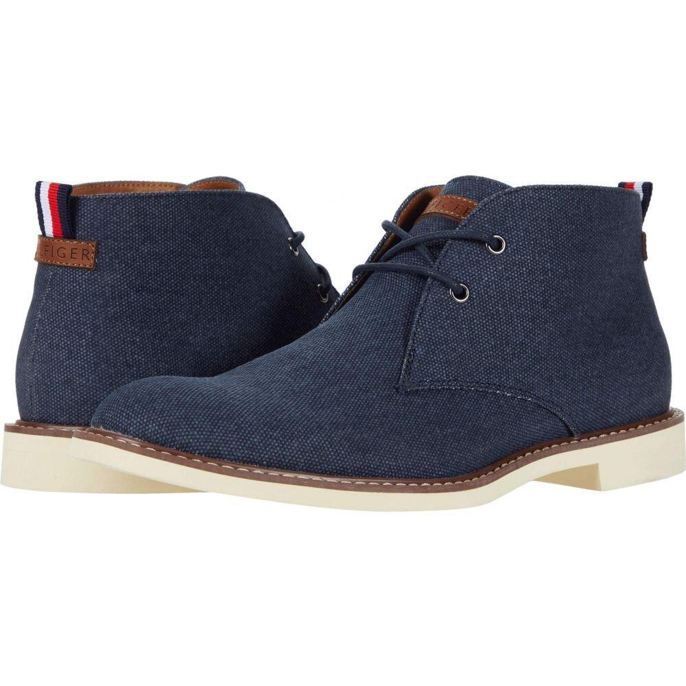 トミー ヒルフィガー Tommy Hilfiger メンズ ブーツ シューズ・靴【Gervis 4】Dark Blue