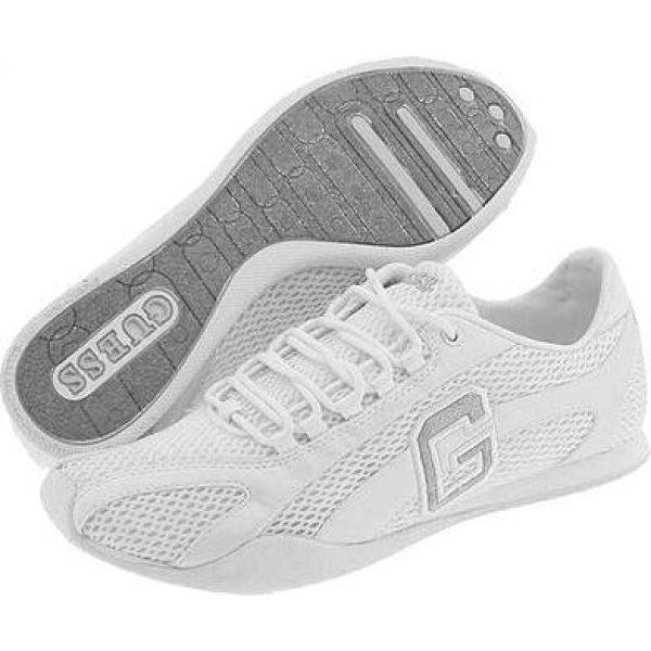 ゲス GUESS メンズ スニーカー シューズ・靴【Bowler】White
