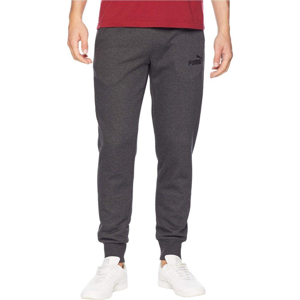 プーマ PUMA メンズ ボトムス・パンツ 【Essential Logo Pants Fleece CL】Dark Gray Heather