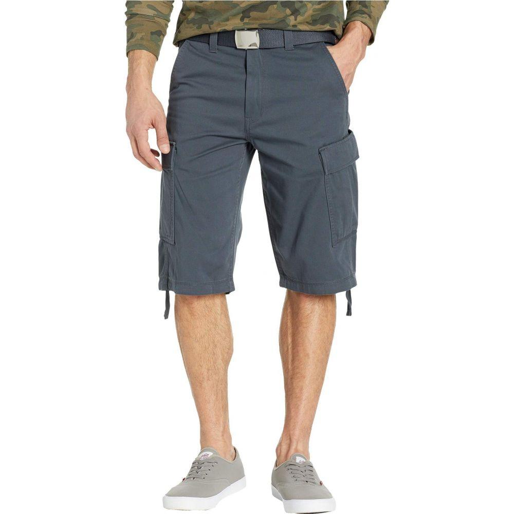 リーバイス Levi's Mens メンズ ショートパンツ ボトムス・パンツ【Messenger Shorts】Crew Grey Twill