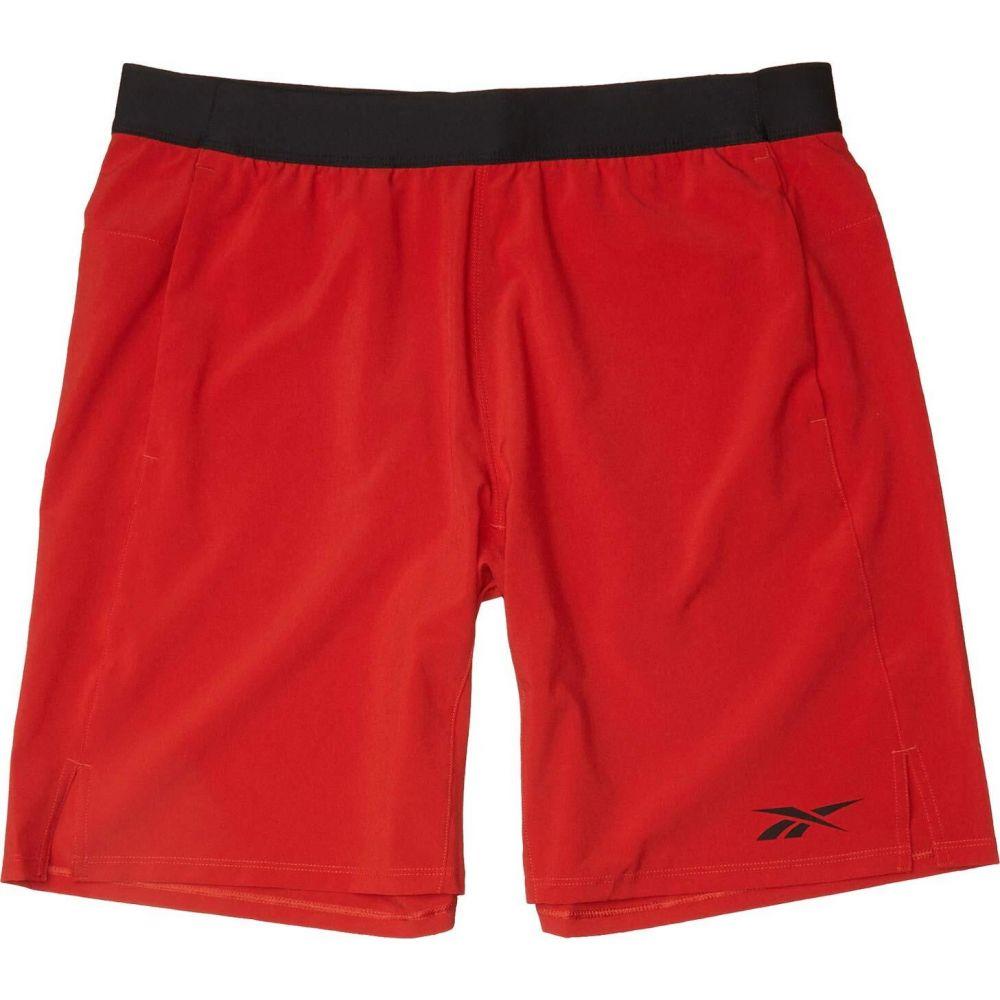 リーボック Reebok メンズ ショートパンツ ボトムス・パンツ【TS Speed Shorts】Legacy Red