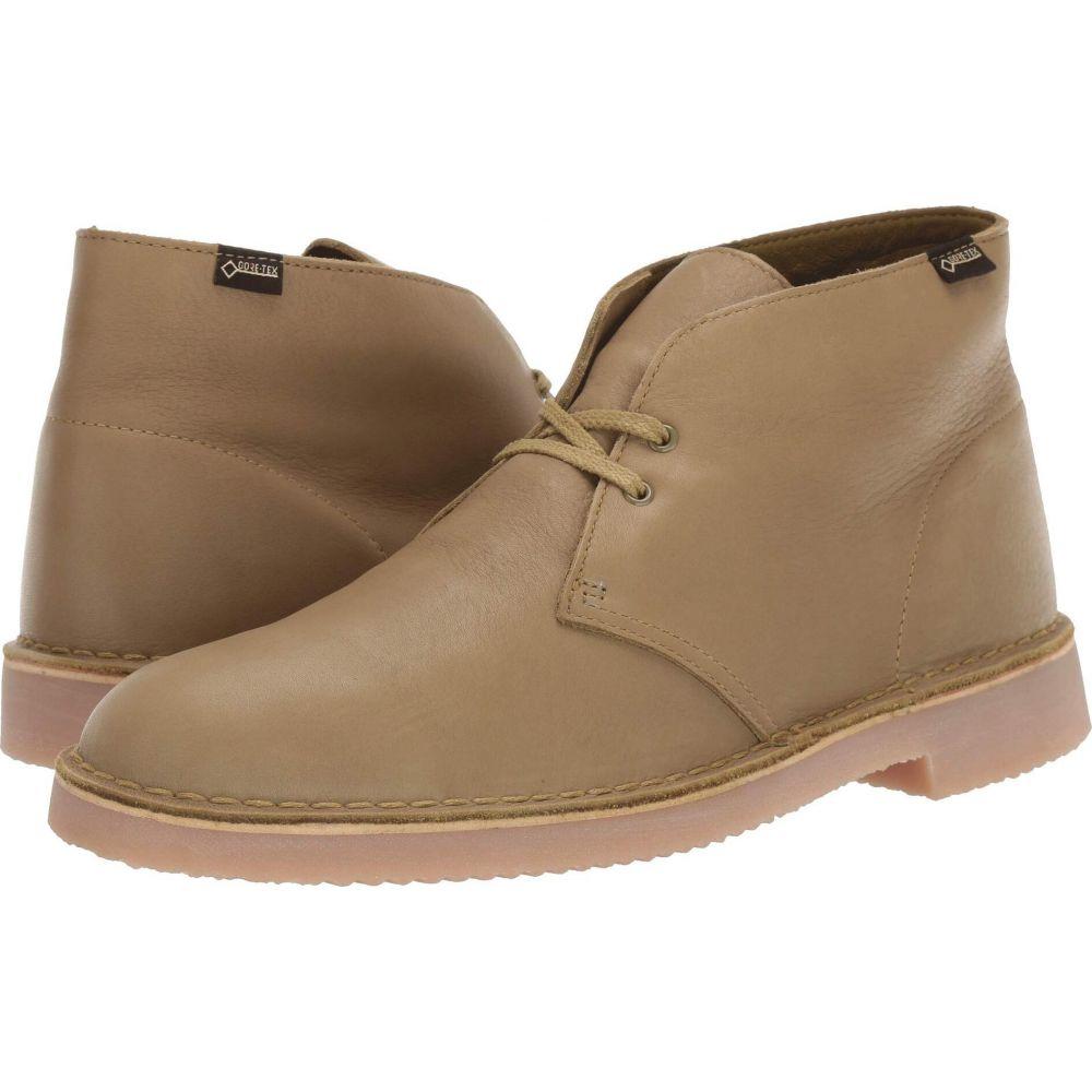 クラークス Clarks メンズ ブーツ シューズ・靴【Desert Boot GTX】Khaki Leather