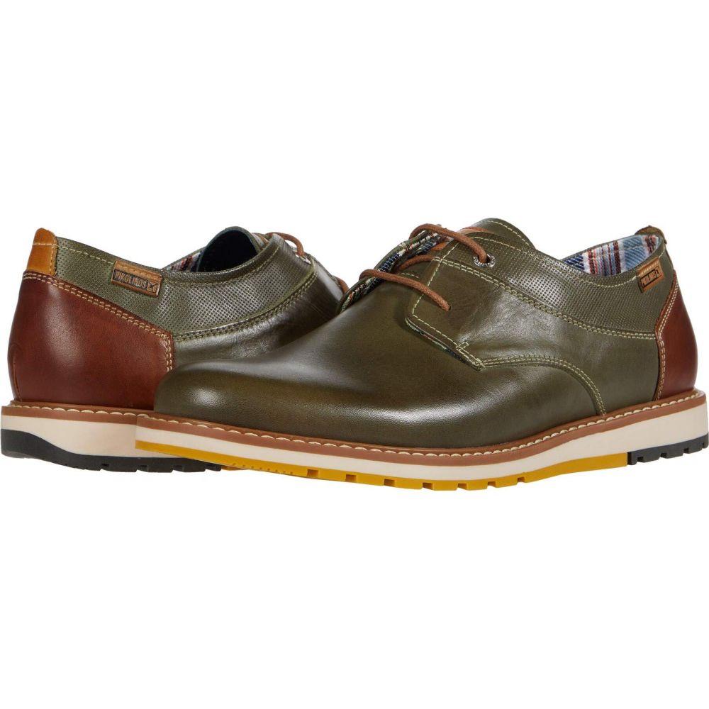 ピコリノス Pikolinos メンズ 革靴・ビジネスシューズ シューズ・靴【Berna M8J-4366】Pickle