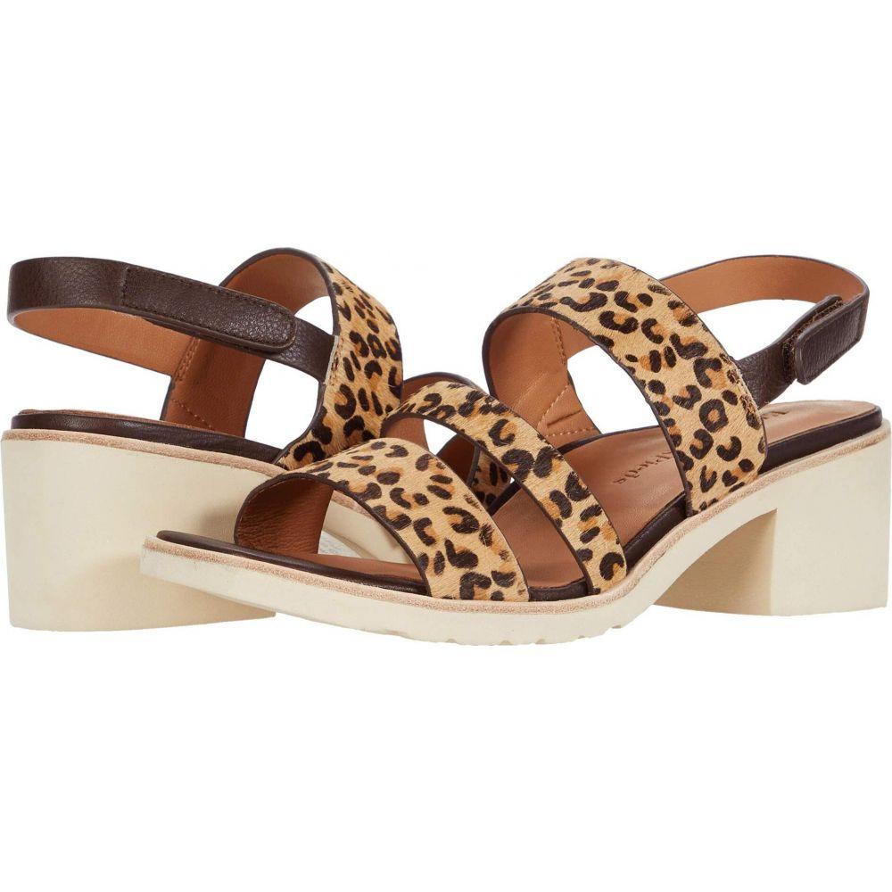 ラモールドピード L'Amour Des Pieds レディース サンダル・ミュール シューズ・靴【Quennell】Brown/Black Leather