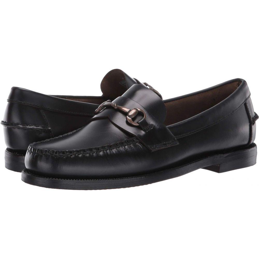 セバゴ Sebago レディース ローファー・オックスフォード シューズ・靴【Classic Joe】Black
