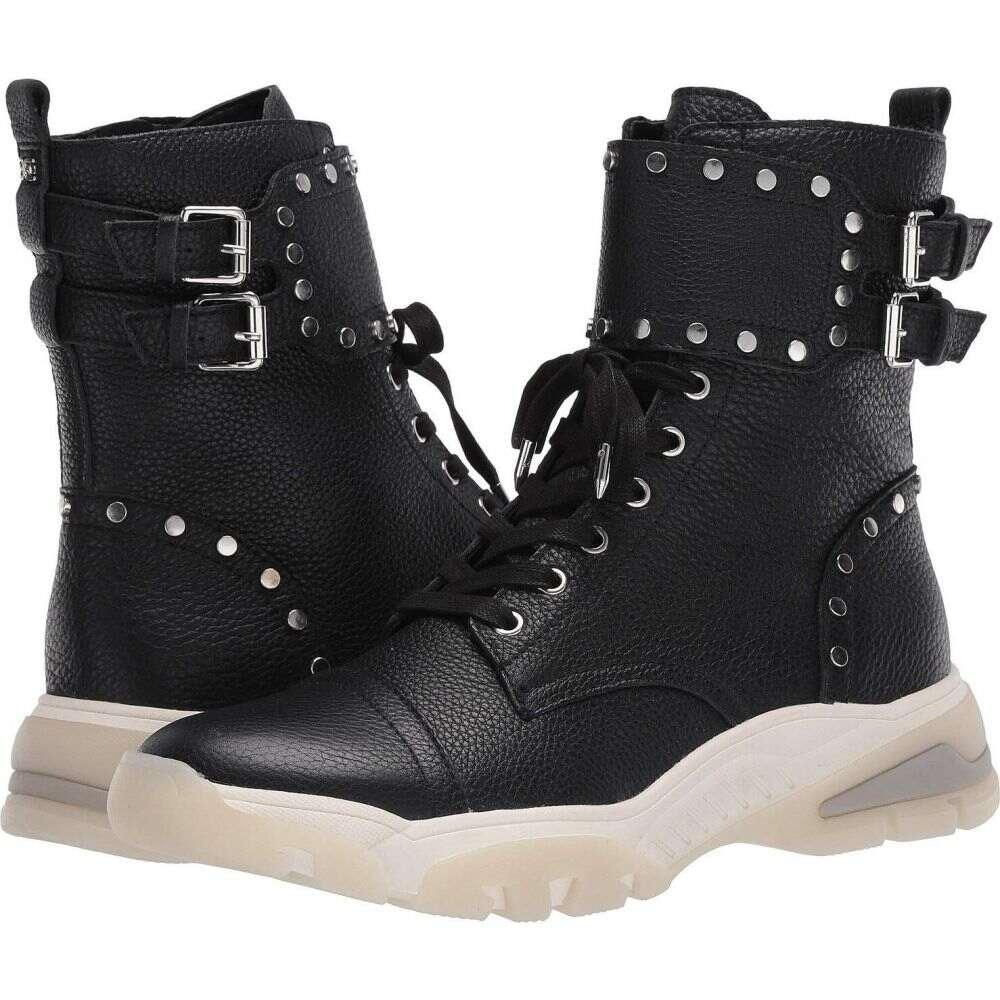 サム エデルマン Sam Edelman レディース スニーカー シューズ・靴【Resnie】Black Cow Leather
