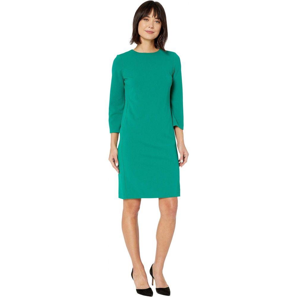 ラルフ ローレン LAUREN Ralph Lauren レディース ワンピース ワンピース・ドレス【Stretch Jersey Dress】Lush Emerald