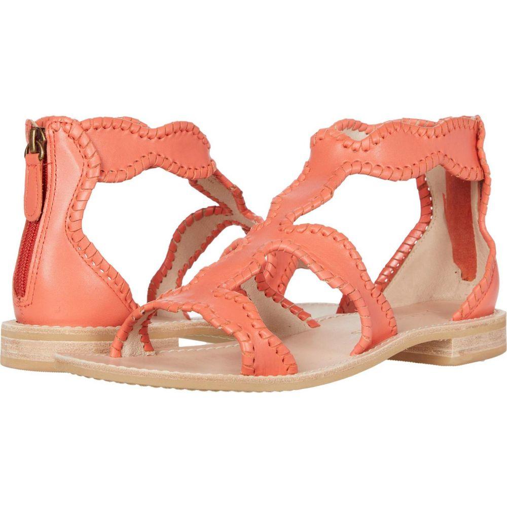 ジャックロジャース Jack Rogers レディース サンダル・ミュール シューズ・靴【Jackie Gladiator】Coral