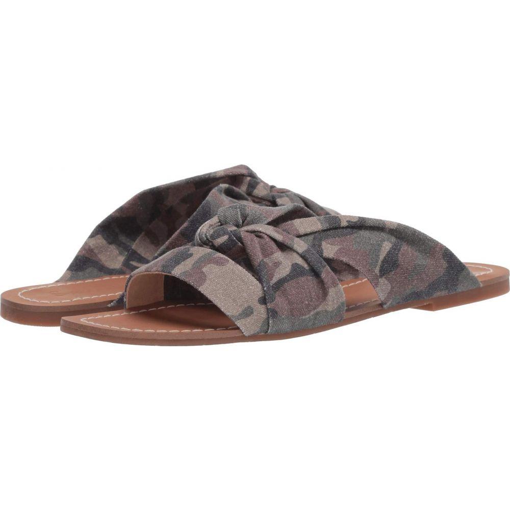 スプレンディッド Splendid レディース サンダル・ミュール シューズ・靴【Alannis】Camouflage Canvas