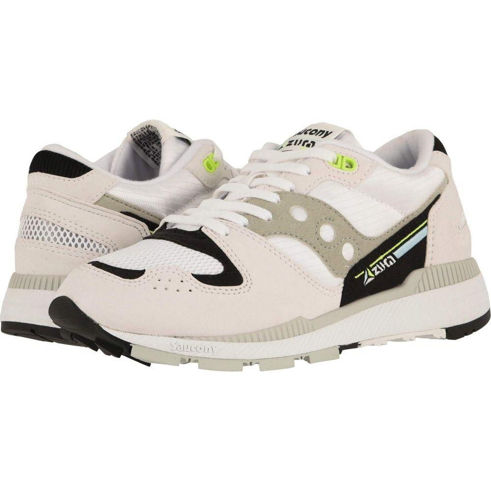 サッカニー Saucony Originals レディース ランニング・ウォーキング シューズ・靴【Azura】White/Grey