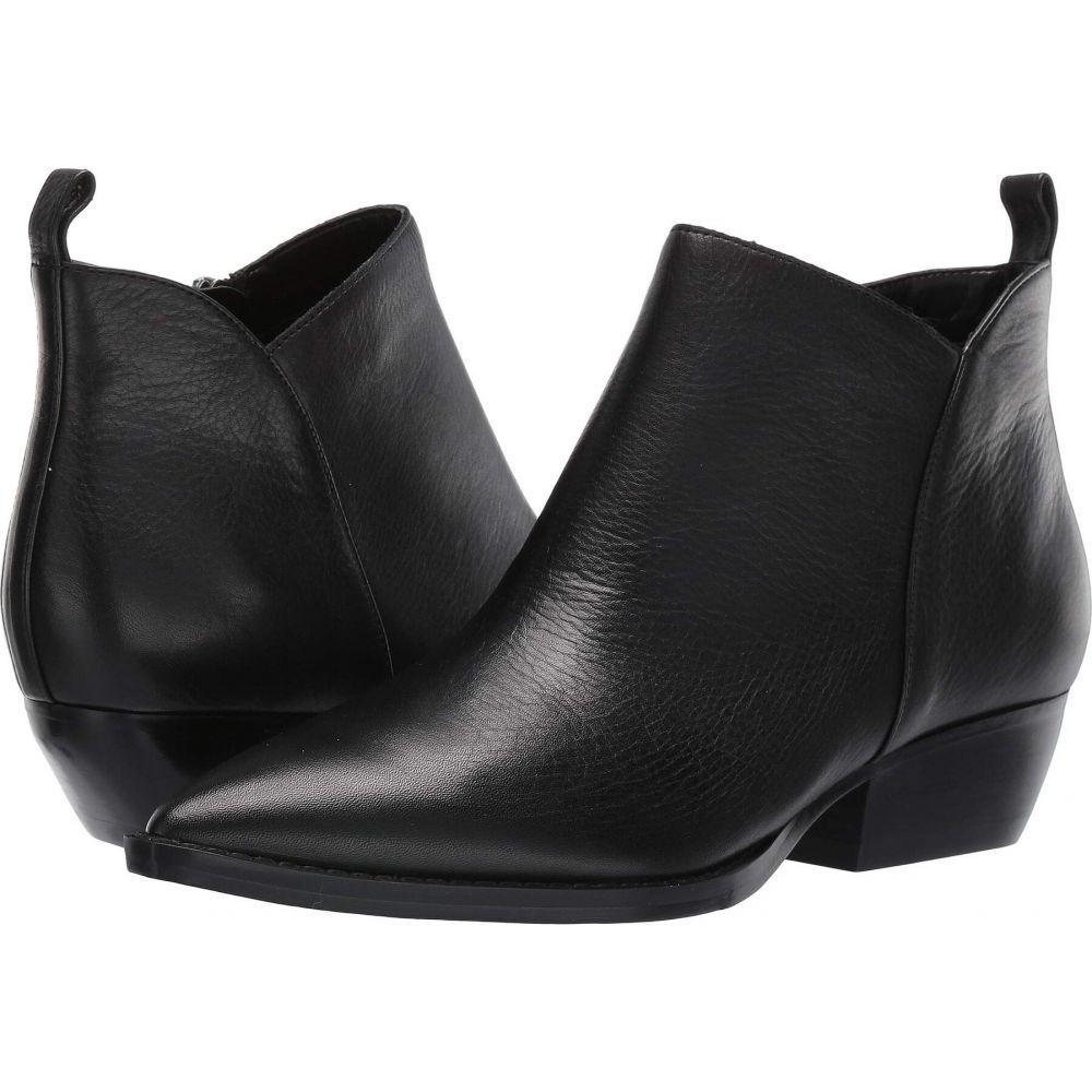 マーク フィッシャー Marc Fisher LTD レディース ブーツ シューズ・靴【Obrra】Black Leather