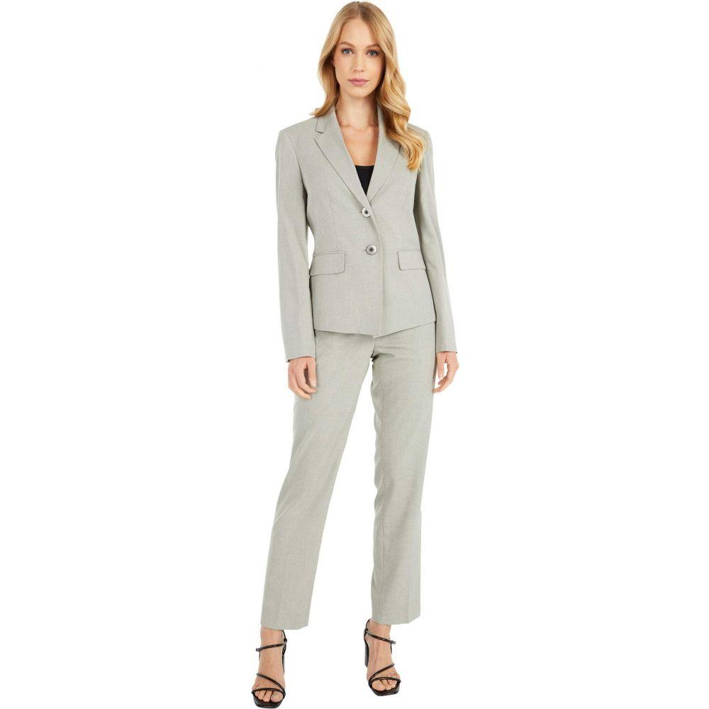 ル スーツ Le Suit レディース スーツ・ジャケット アウター【Jacket/Pants Suit Set】Loden Multi