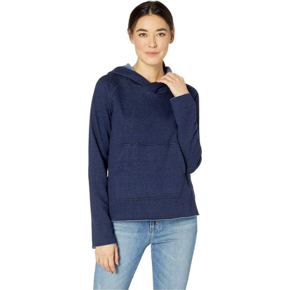 アグ UGG レディース パーカー トップス【Pilar Hooded Sweatshirt】Navy Heather