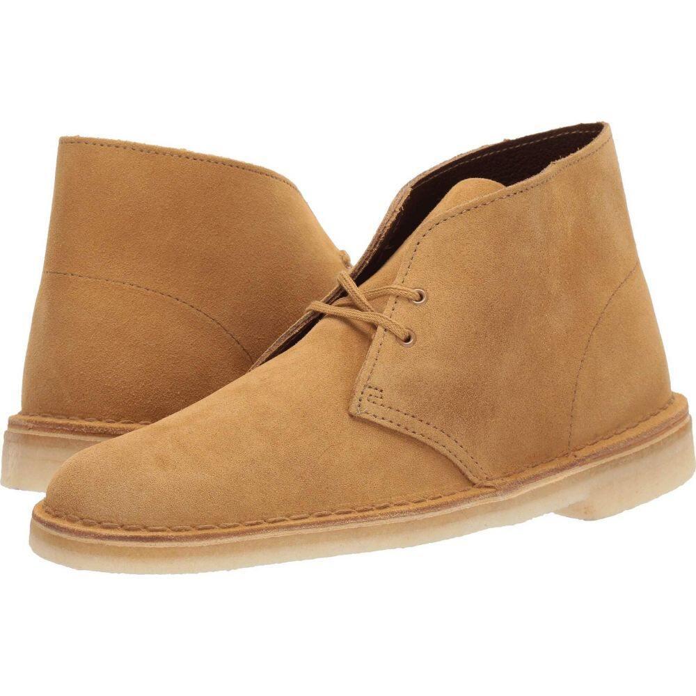 クラークス Clarks メンズ ブーツ シューズ・靴【Desert Boot】Oak Suede