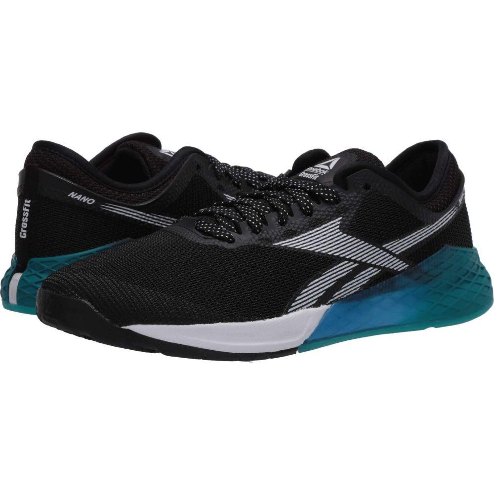 リーボック Reebok メンズ スニーカー シューズ・靴【Nano 9】Black/Seaport Teal/Humble Blue