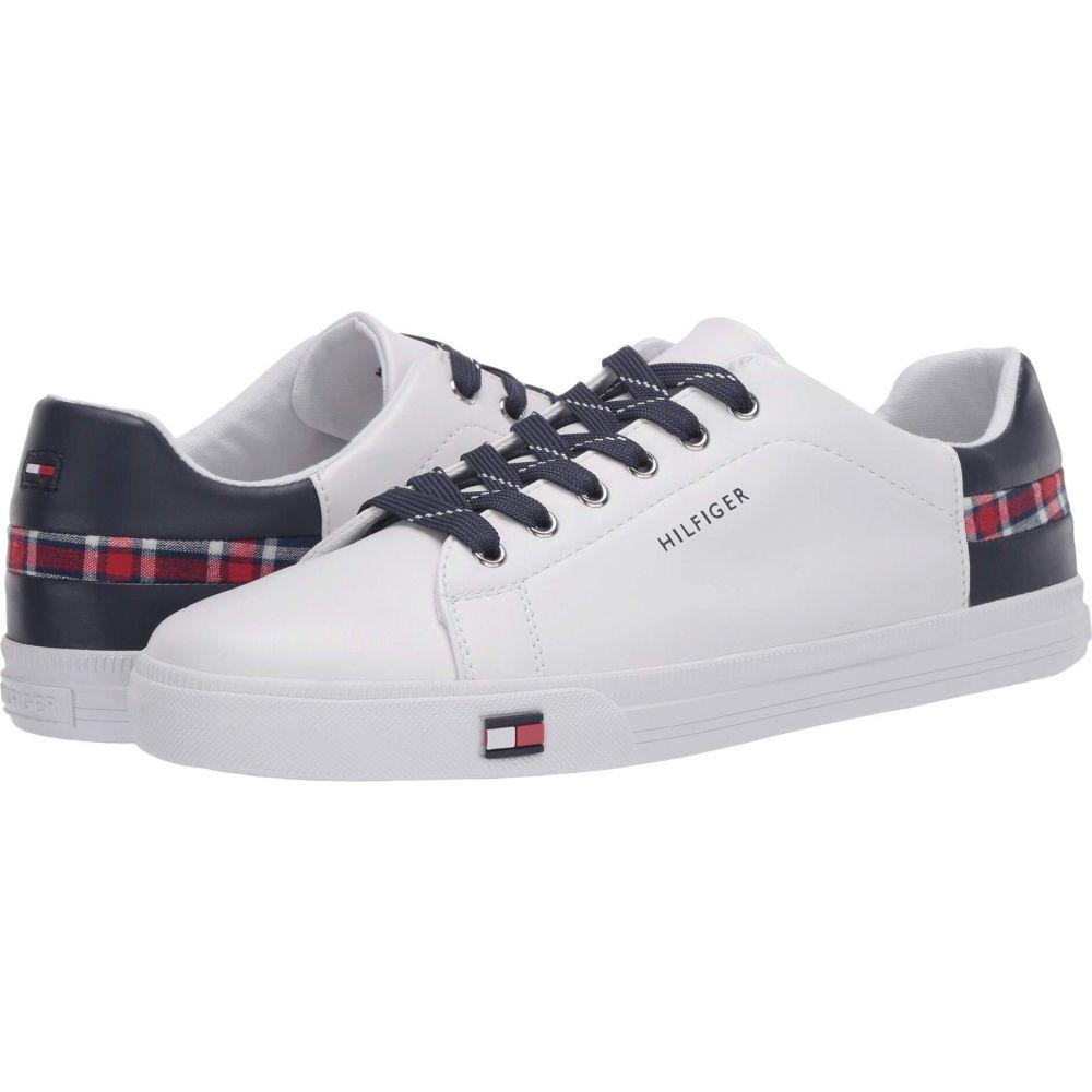 トミー ヒルフィガー レディース シューズ 靴 在庫処分 スニーカー 25%OFF サイズ交換無料 White Hilfiger Tommy Laddin