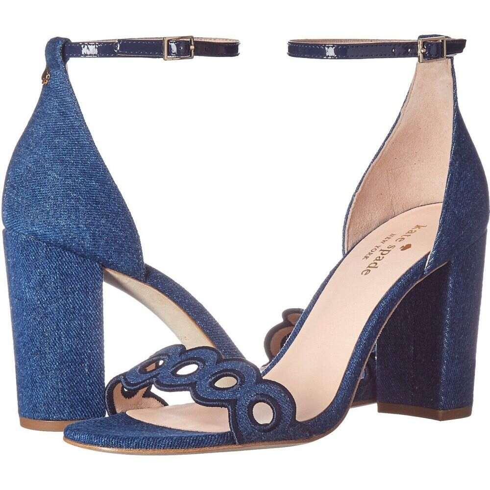 ケイト スペード Kate Spade New York レディース サンダル・ミュール シューズ・靴【Orson】Medium Blue