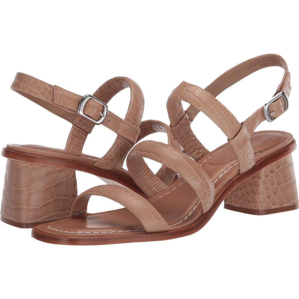 ベルナルド Bernardo レディース サンダル・ミュール シューズ・靴【Britney】Sand Crocco Embossed