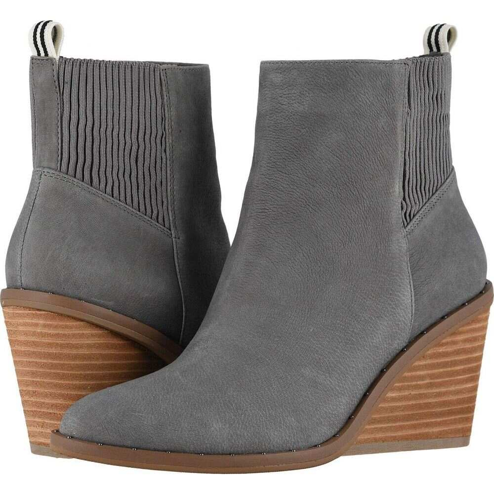 ドクター ショール Dr. Scholl's レディース ブーツ シューズ・靴【Mania - Original Collection】Grey Leather