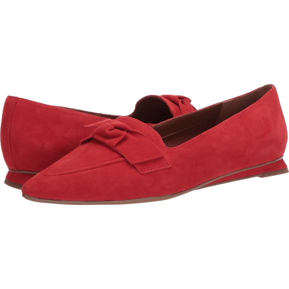フランコサルト Franco Sarto レディース ローファー・オックスフォード シューズ・靴【Raya】Red