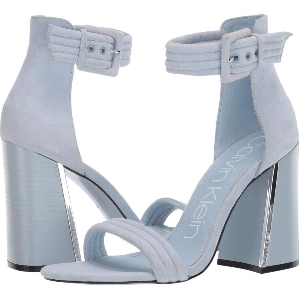 カルバンクライン Calvin Klein レディース サンダル・ミュール シューズ・靴【Rochanda】Petal Blue