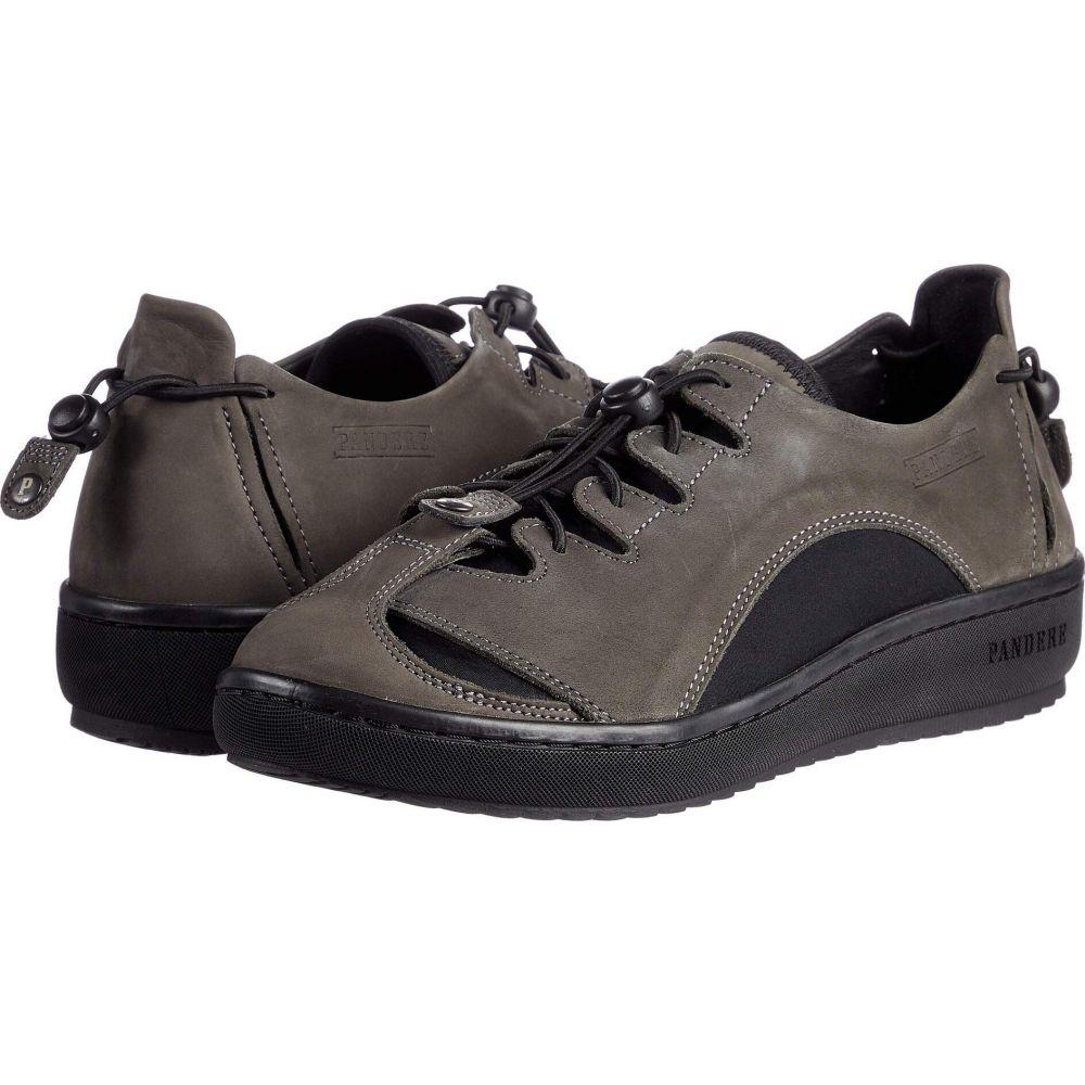 PANDERE レディース スニーカー シューズ・靴【Barista Expandable Sneaker】Slate Grey