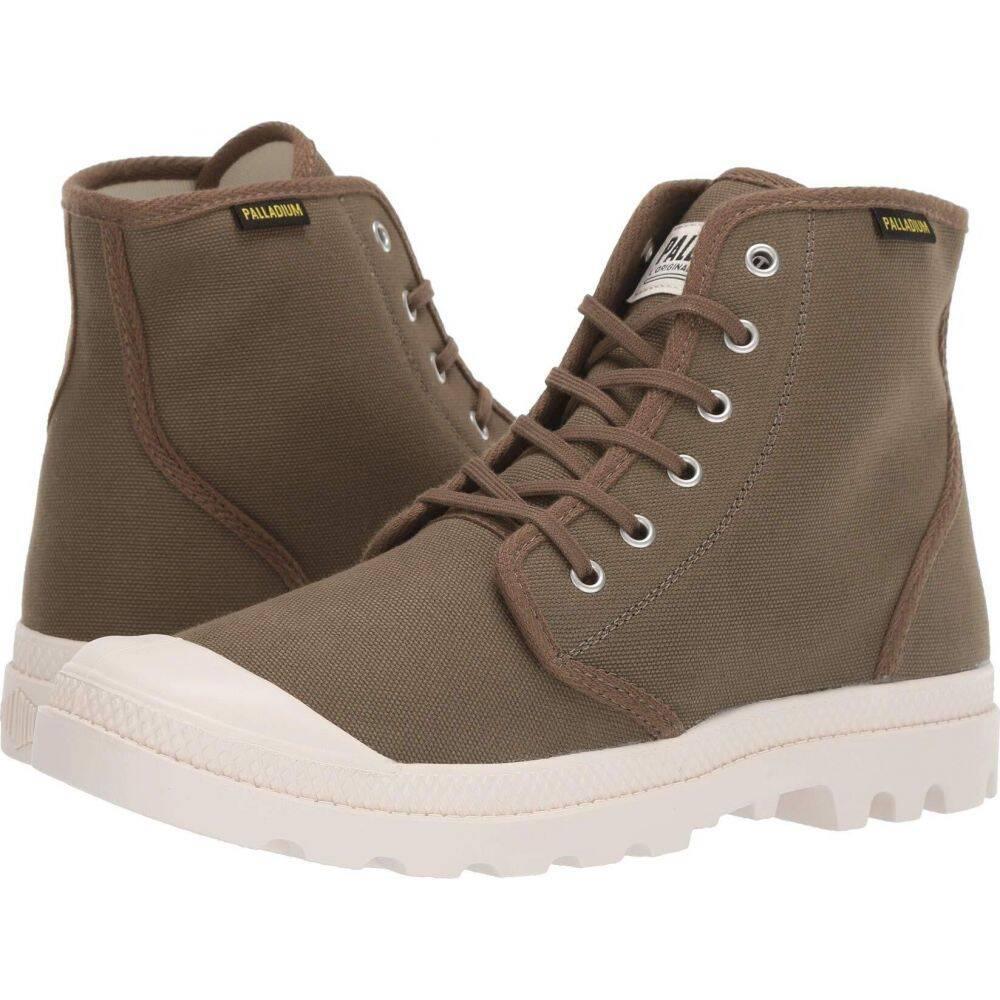 パラディウム Palladium レディース ブーツ シューズ・靴【Pampa Hi Originale】Military Olive
