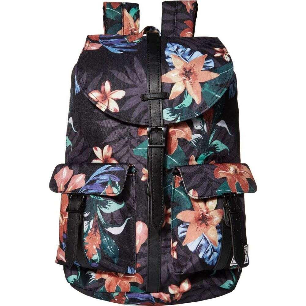 ハーシェル サプライ Herschel Supply Co. レディース バックパック・リュック バッグ【Dawson】Summer Floral Black