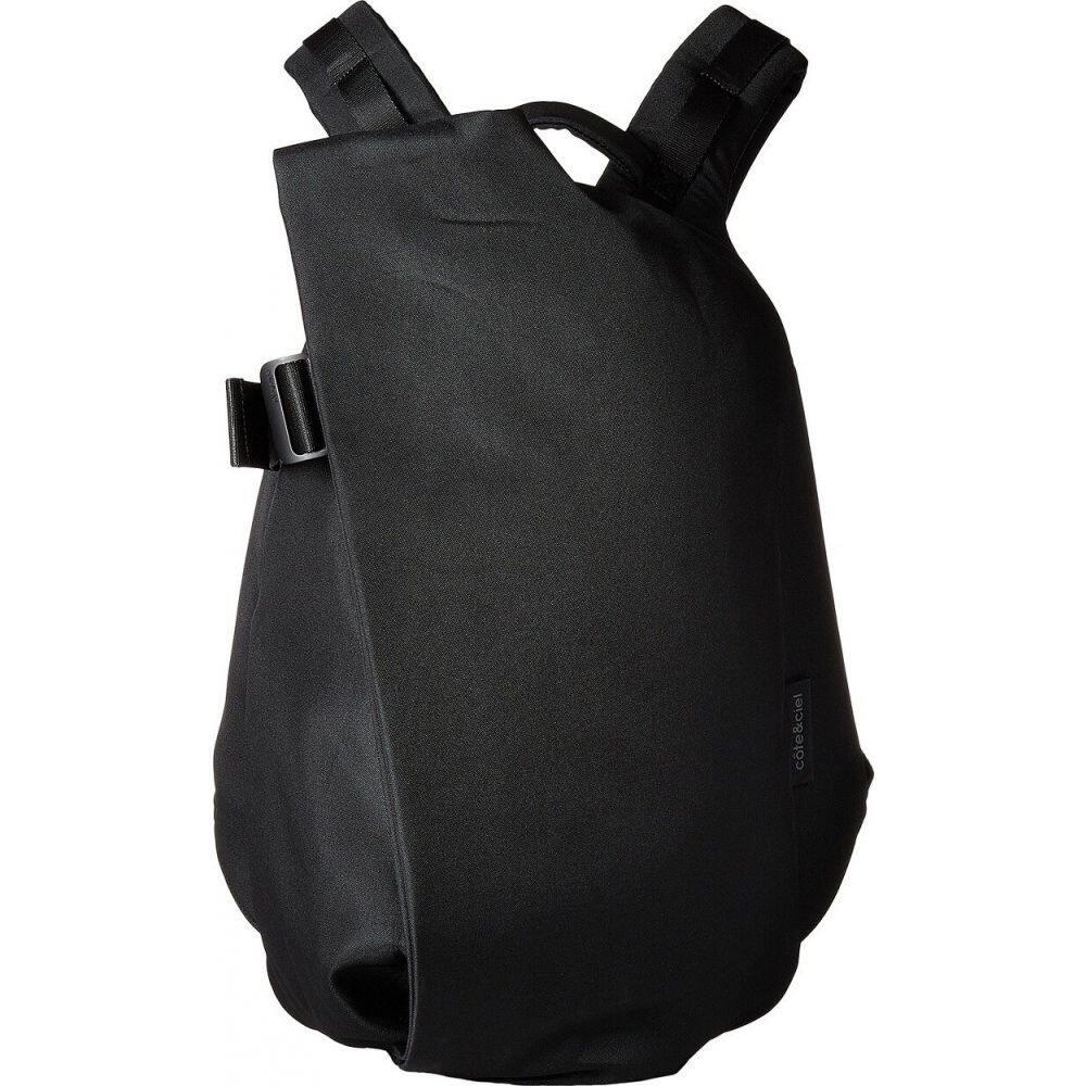 コート エ シエル cote&ciel レディース バックパック・リュック バッグ【Isar Medium Eco Yarn Backpack】Black