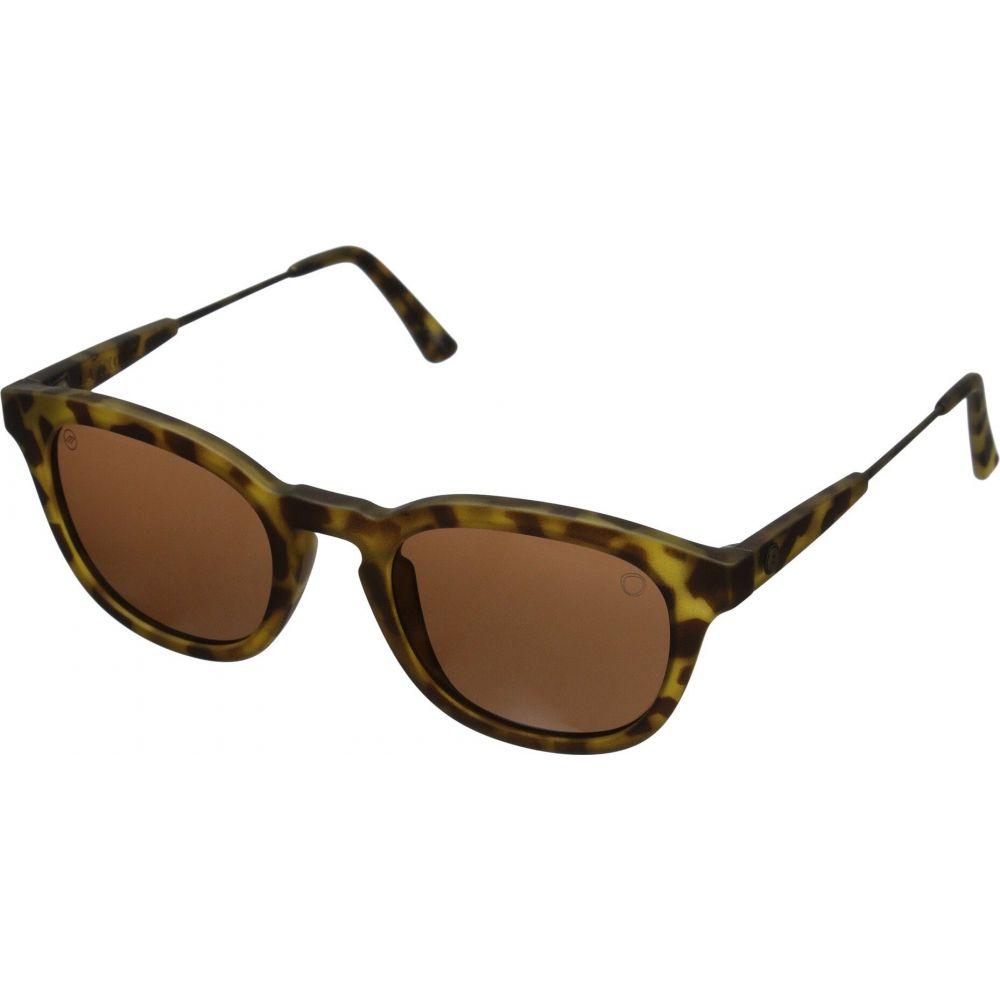 エレクトリック Electric Eyewear レディース メガネ・サングラス 【La Txoko】Matte Spotted Tort/M Brown